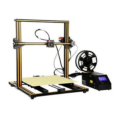 Creality 3D DIY Printer 500x500x500mm Run-Out Detection US