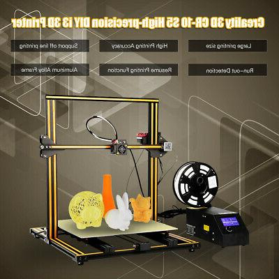 Creality 3D CR-10 DIY i3 3D Printer Detection US