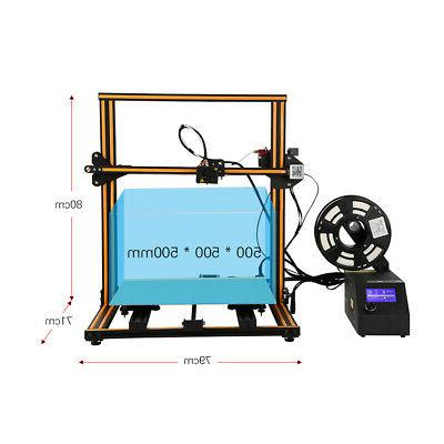 Creality CR-10 DIY 3D Printer Run-Out US