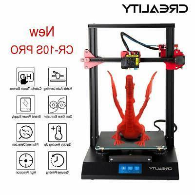 CREALITY 3D CR-10S Pro Upgraded Auto Leveling 3D Printer DIY