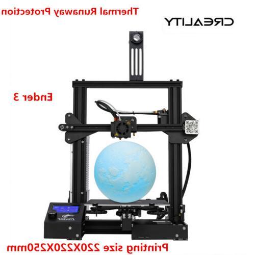 Newest 3D Printer 220X220X250mm