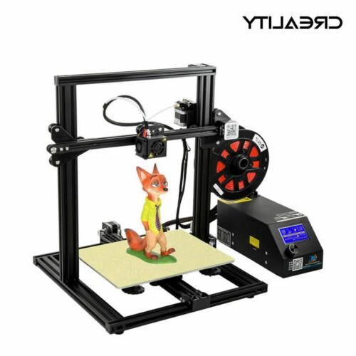 Creality Ender 3 CR-10 3D 1.75mm Filament Glass Heatbed