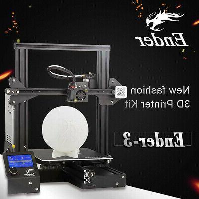 Creality 3D Resume Printing