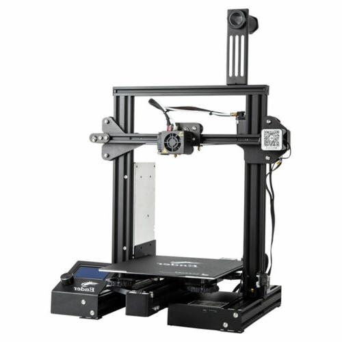 2019 Newest Creality Ender 3 3D Printer Thermal Bed
