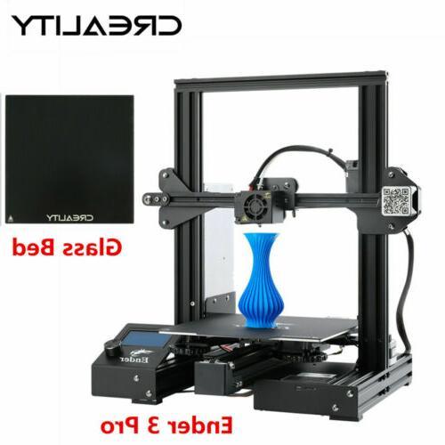 creality ender 3 pro 3d printer thermal