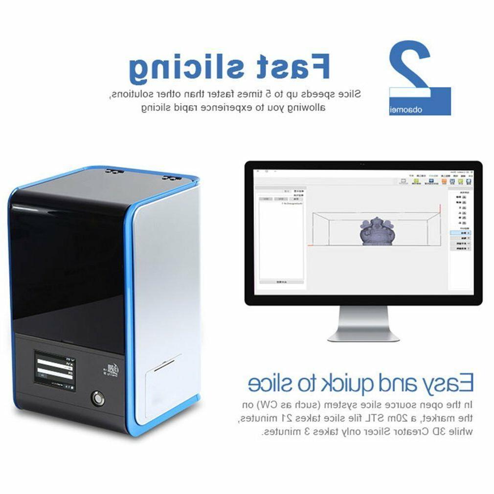 S SLA LCD Printer zW