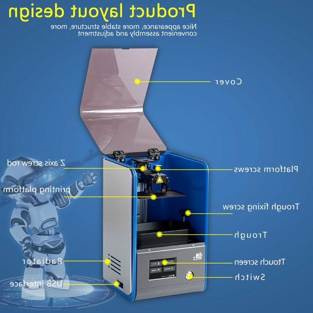 US S SLA LCD 3D Printer Resin zW