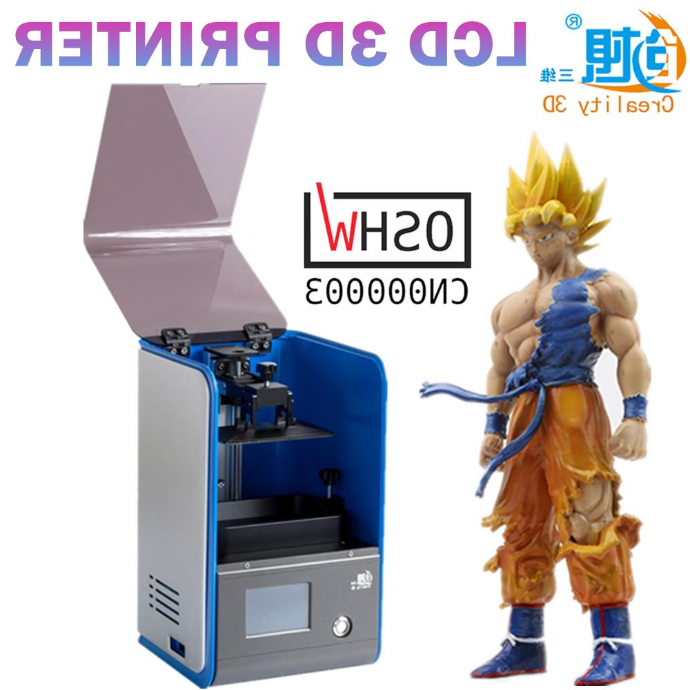 US Stock S LCD 3D Printer UV Light-Curing zW
