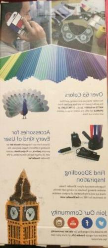 3Doodler Create 3D Printing Pen New & Improved Includes Strands