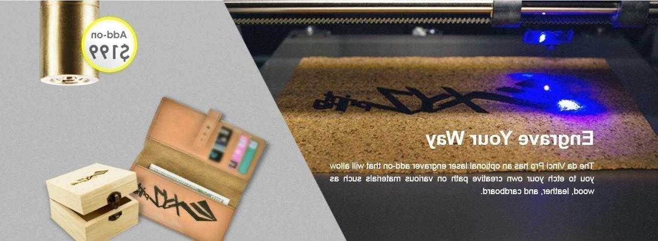 NEW Vinci 1.0 Pro. Printer +