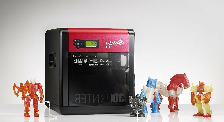 NEW 1.0 Pro 3D Printer +