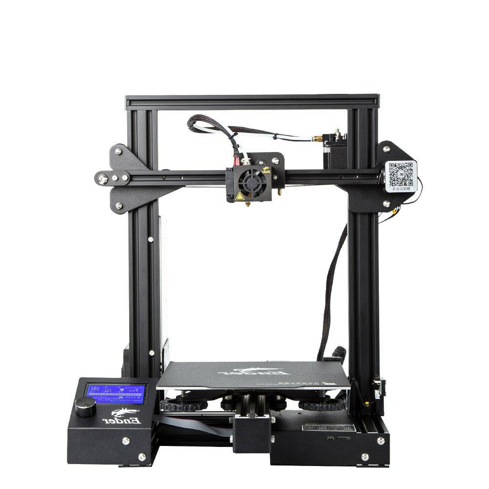 Creality Ender 3 3D Printer + from UPS or Fedex + Filament