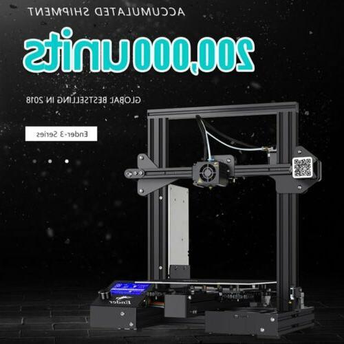 Creality 3 3D Runaway Protection 220x220x250mm DC 24V