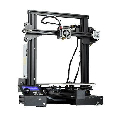 Creality Ender Pro 3D Printer Bed Sticker 220x220x250mm 24V