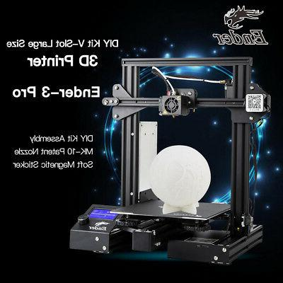 Creality Pro 3D Printer Magnetic Bed DC
