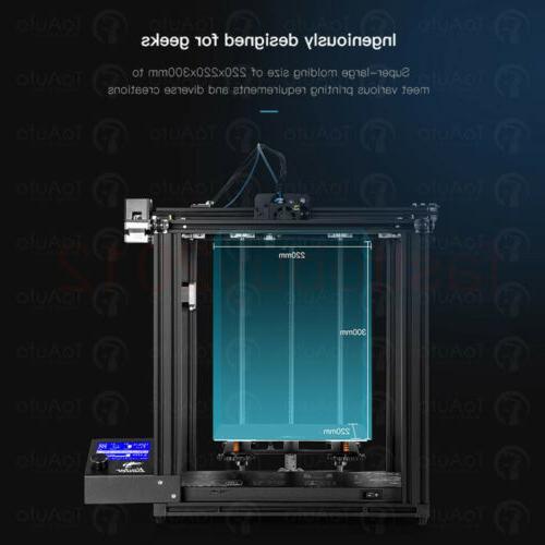 Creality Ender Pro 3D 220x220x300mm Double Fun 1.75
