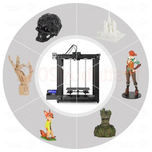 Creality 3D Ender 5 Pro FDM 3D Printer 220x220x300mm Double