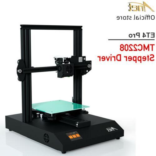 Anet ET4 Pro 3D Printer TMC2208 Stepper Driver Auto-leveling