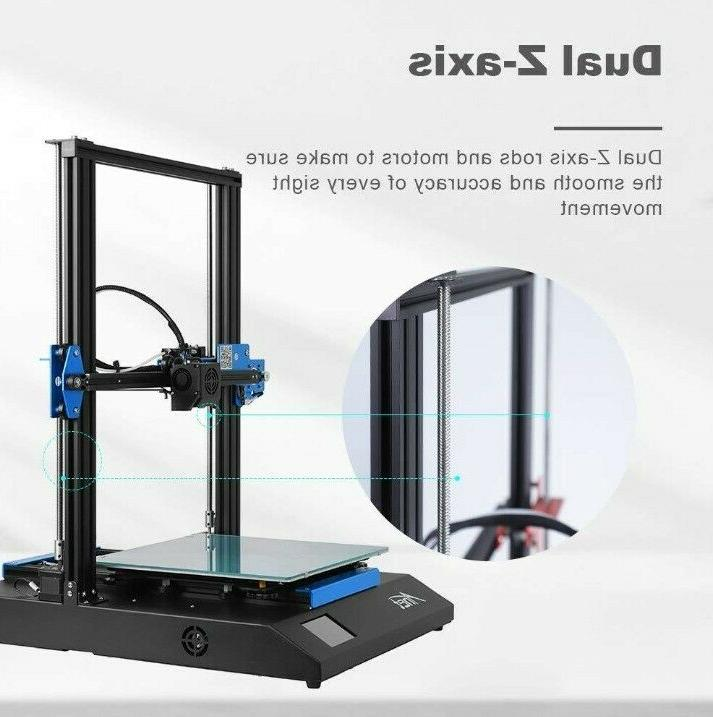 Anet ET5X DIY Printer 300*300*400mm Size 3.4-inch Touch