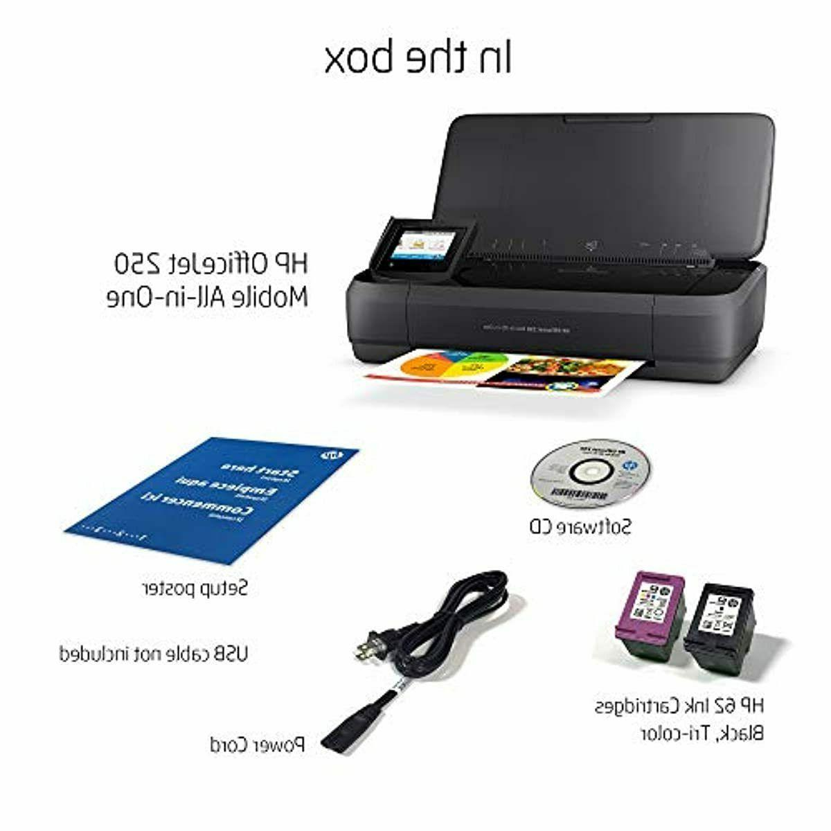 HP OfficeJet Portable & Printing