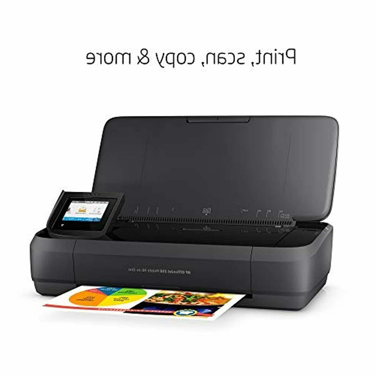 HP OfficeJet Portable &