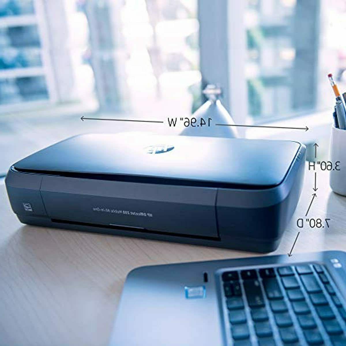 HP OfficeJet Portable Printer & Printing (CZ