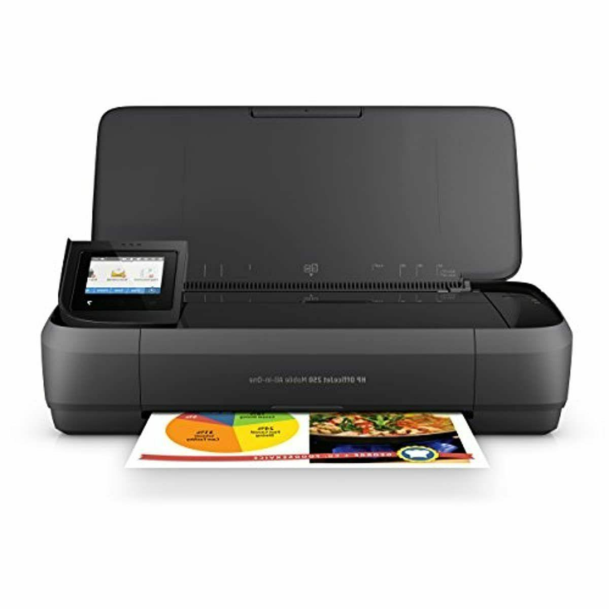 hp officejet 250 all in one portable