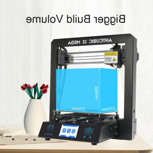 """* ANYCUBIC i3 Mega 3D Printer Print 3.5"""" Touch Screen"""