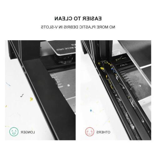 Longer LK1 3D Printer 300x300x400mm Large PLA Filament Metal