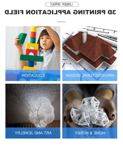 Longer 3D DIY w/ Touch 220x220x250mm Printer