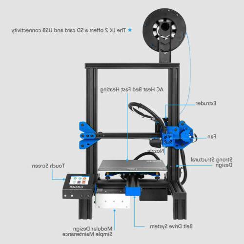 Longer DIY Touch Printer