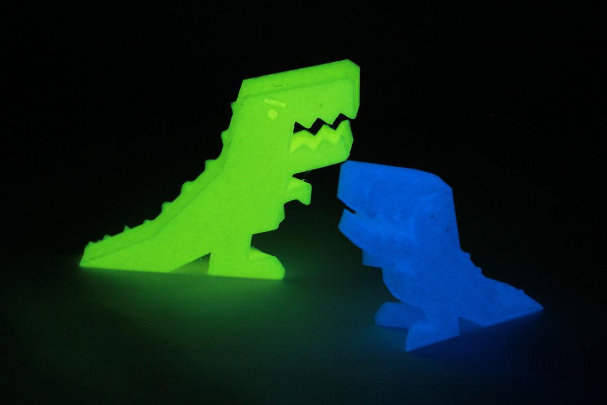 eSUN Glow-In-Dark Printer 1kg