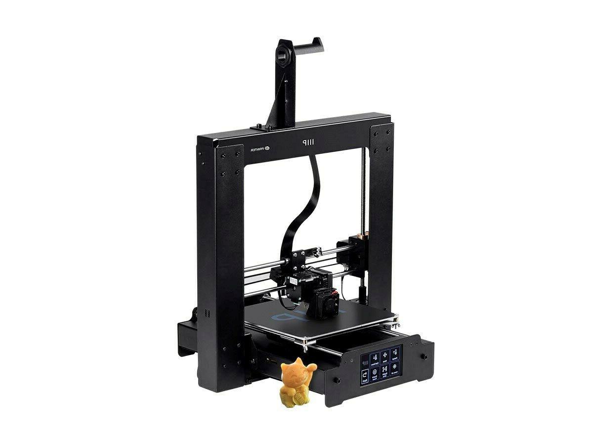 Monoprice Plus 3D Printer Build Plate MicroSD