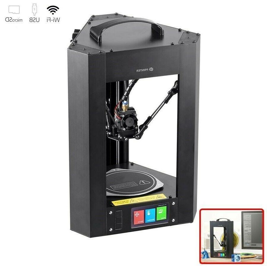 mini 3d printer fully assembled lcd screen