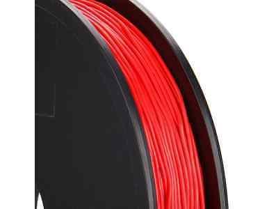 Monoprice 3D Printer Flexible TPE Red 1.75 0.5kg/spool