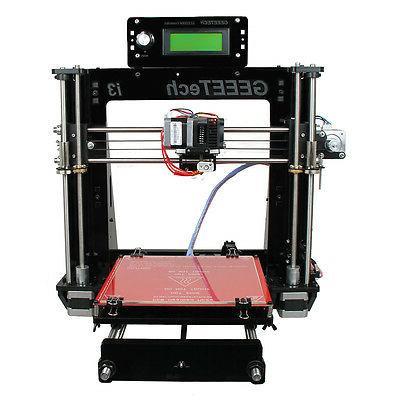 Geeetech Acrylic 3d Printer Pro B Single