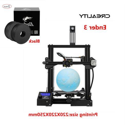 Creality 3 Pro 3D Printer 24V 220X220X250mm US