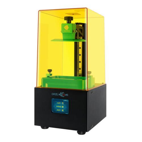 LCD 3D Printer Light-Cure Print Resin