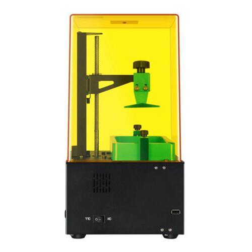 New LCD 3D Printer Light-Cure Resume Print Resin