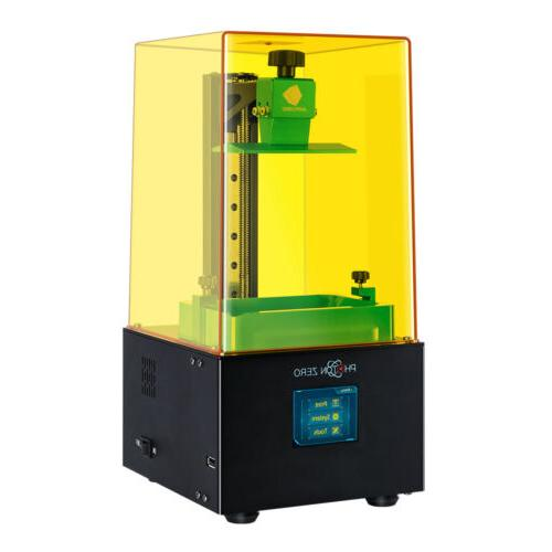"LCD Printer Light-Cure 2.8""TFT Resume Print Resin"