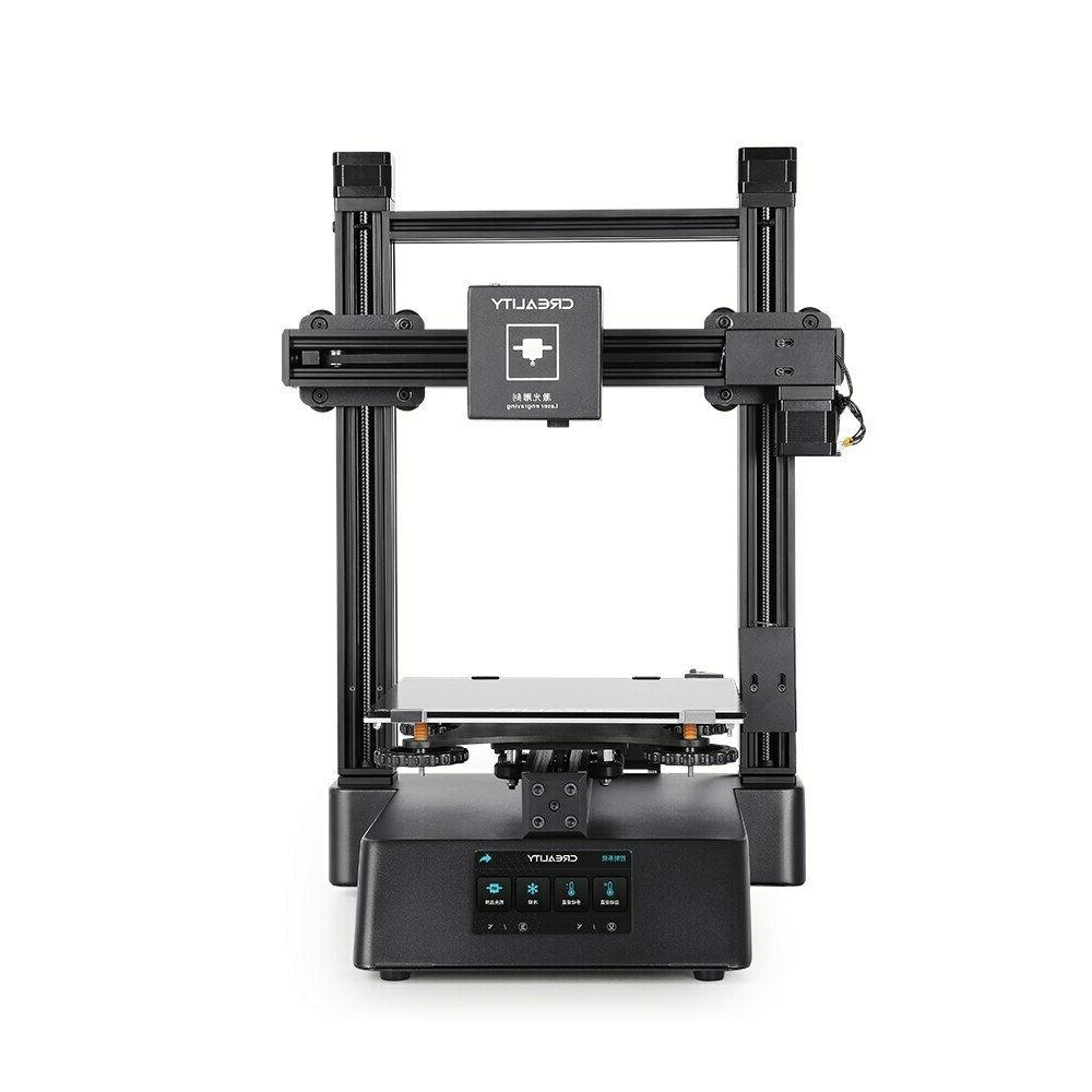 Newest 3D printer Laser Cutting Function 1 Touch