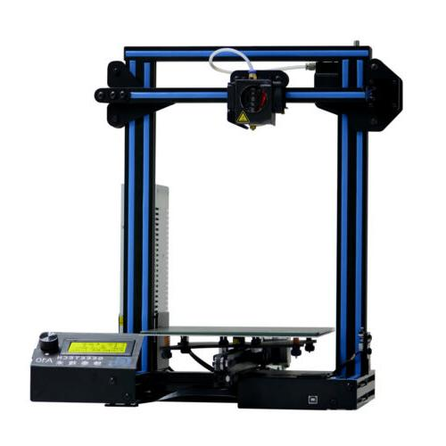 Geeetech Printer Full Metal Filament Upgraded 3 Hotbed