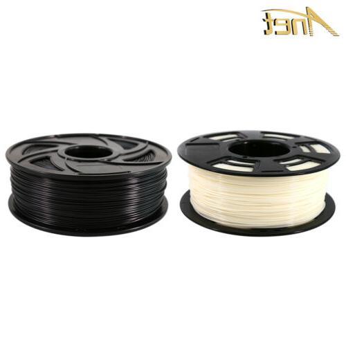 Wholesale 1/5/10 Rolls 3D Printer Filament 1.75mm 0.5KG/1KG