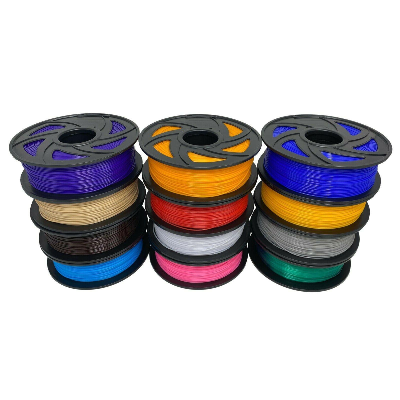 petg filament 18 colors available 1 75mm