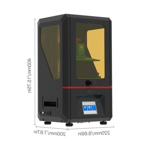 """ANYCUBIC Photon SLA Light-Cure 2.8"""" 405nm Resin"""