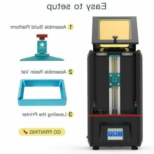 US   Z-axis LCD TFT Resin