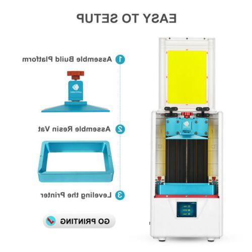 ANYCUBIC LCD 3D Printer UV Resin Print