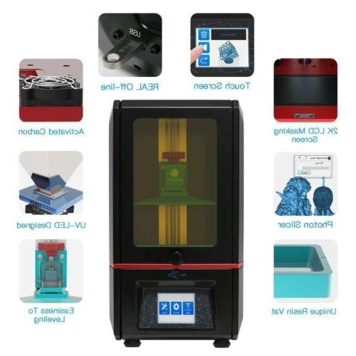 ANYCUBIC Photon UV 3D Printer w/ Screen Resin