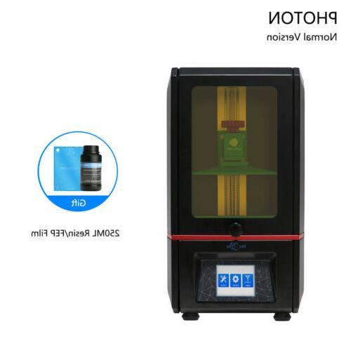 photon uv lcd 3d printer assembled innovation