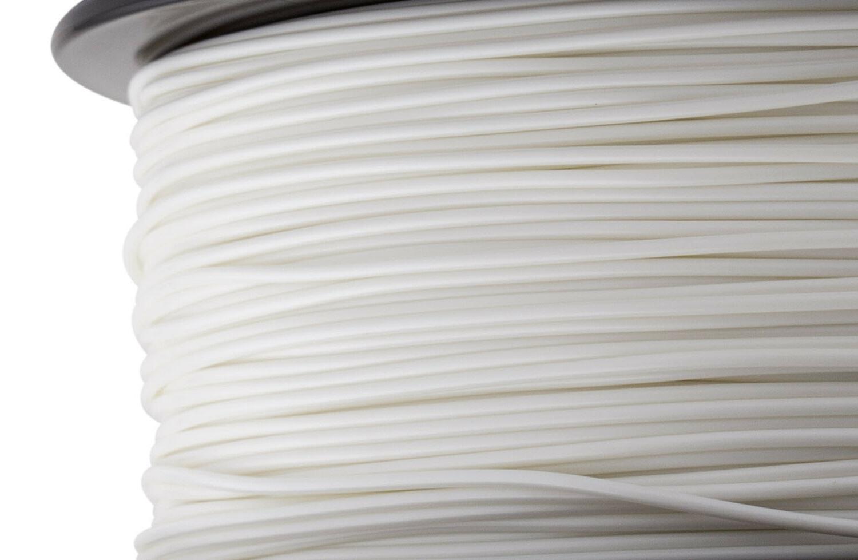 HATCHBOX 3D Filament White,